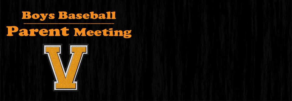 SPRING SPORTS PARENT MEETING – MARCH 6, 2018