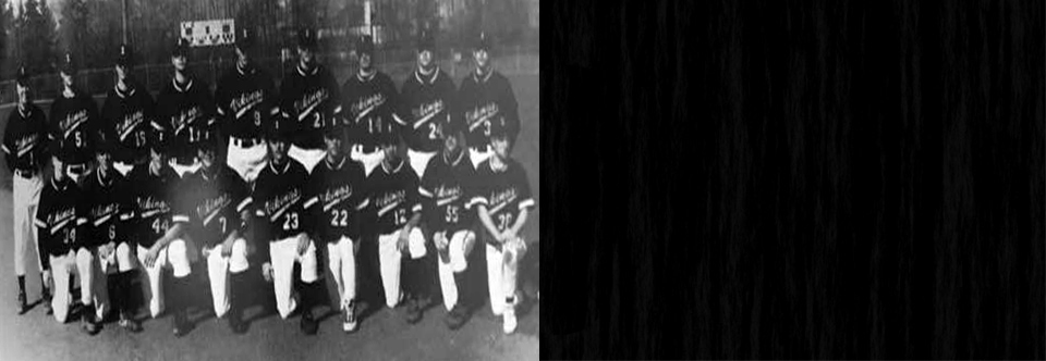 1998 VIKING BASEBALL TEAM